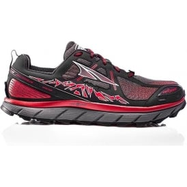 Altra Lone Peak 3.5 Mens Zero Drop Trail Running Shoes Red
