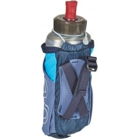 Ultimate Direction Everyday Carry 'EDC' Running Water Bottle with Storage Pouch Graphite