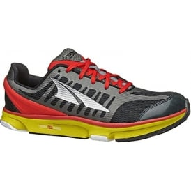 Altra Provision 2.0 Zero Drop Running Shoes Black/Red Mens