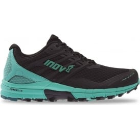 Inov8 TrailTalon 290 Womens STANDARD FIT (WIDER) Trail Running Shoes Black/Teal