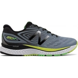 New Balance 880 v7 Mens D STANDARD WIDTH Road Running Shoes Reflection/Black/Hi-Lite
