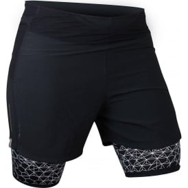 Raidlight Ultralight Mens Running Shorts Black