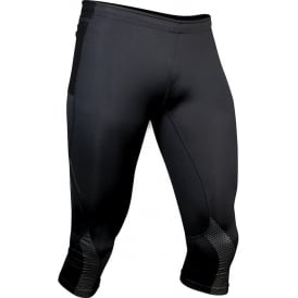 Raidlight Trail Raider 3/4 Three Quarter Length Running Shorts/Leggings Black