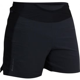 Raidlight Trail Raider Mens Breathable Running Shorts with Pockets Black