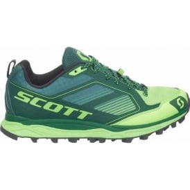 Scott Kinabalu Supertrac Mens Off-Road Running Shoes Green