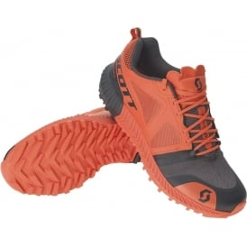 Scott Kinabalu Mens Cushioned Trail Running Shoes Orange/Black