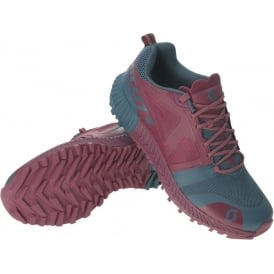 Scott Kinabalu Womens Cushioned Trail Running Shoes Red/Blue