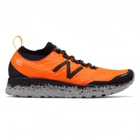 New Balance Hierro v3 Fresh Foam Mens 2E WIDE Cushioned Trail Running Shoes Dynamite/Black/Impulse