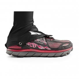 4 Point Gaiter for Altra Off-Road Running Shoes in Black