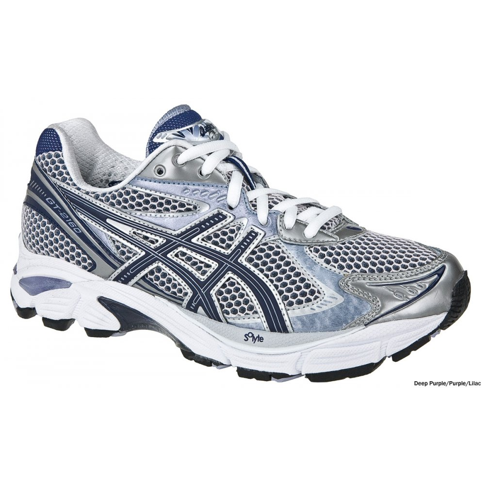 Home / Shoes / Structured Cushioning / Asics GT-2160 Womens Road