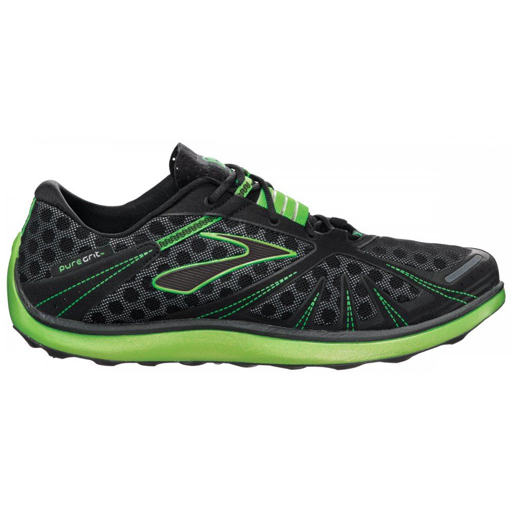 Home / Brooks Pure Grit Minimalist Trail Running Shoes Mens