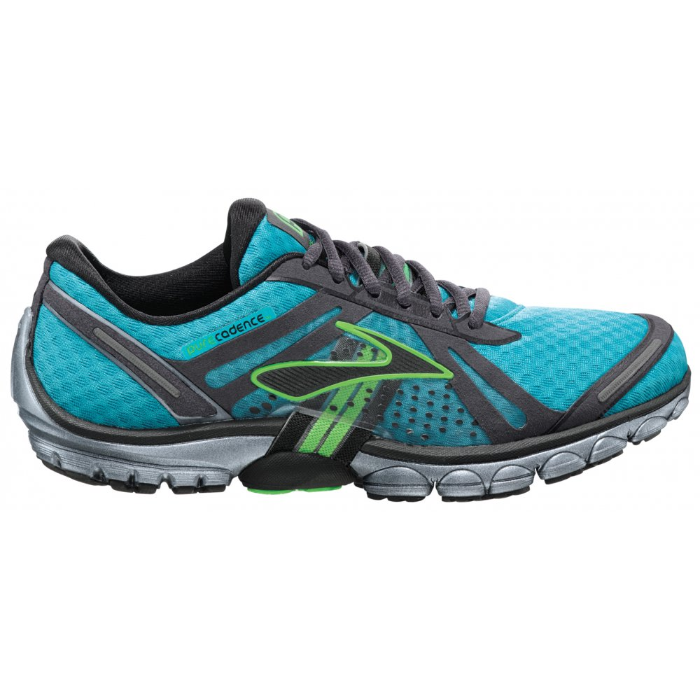 Pure Cadence Minimalist Road Running Shoes Scubablue