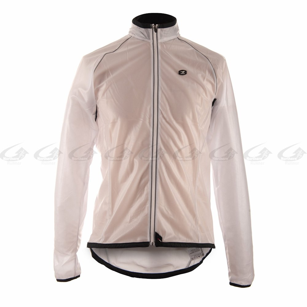 Hydrolite Waterproof Running Jacket Women's White at ...