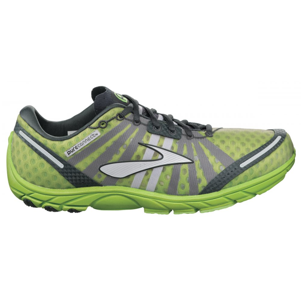 Pure connect minimalist road running shoes mens at for Minimalist house slippers