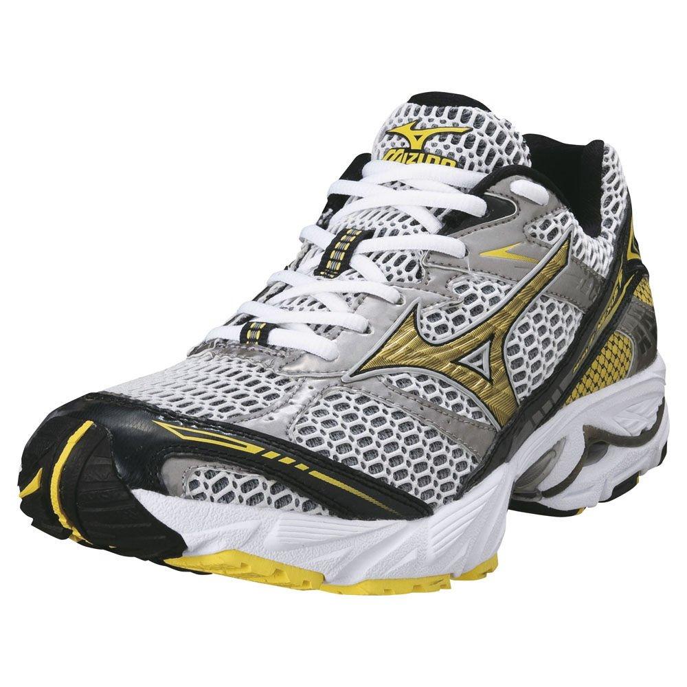 Wendy Davis, D-Fort Worth, wears a pair of Mizuno running