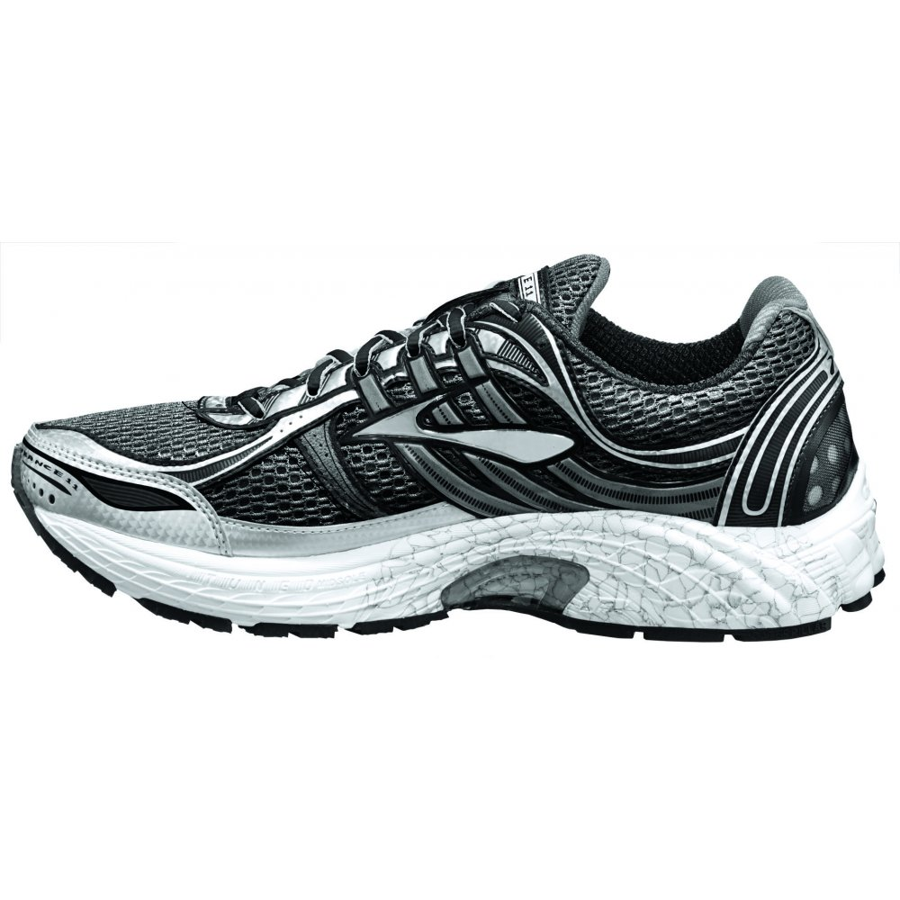 Home / Brooks Trance 11 Road Running Shoes Black/Anthracite Mens