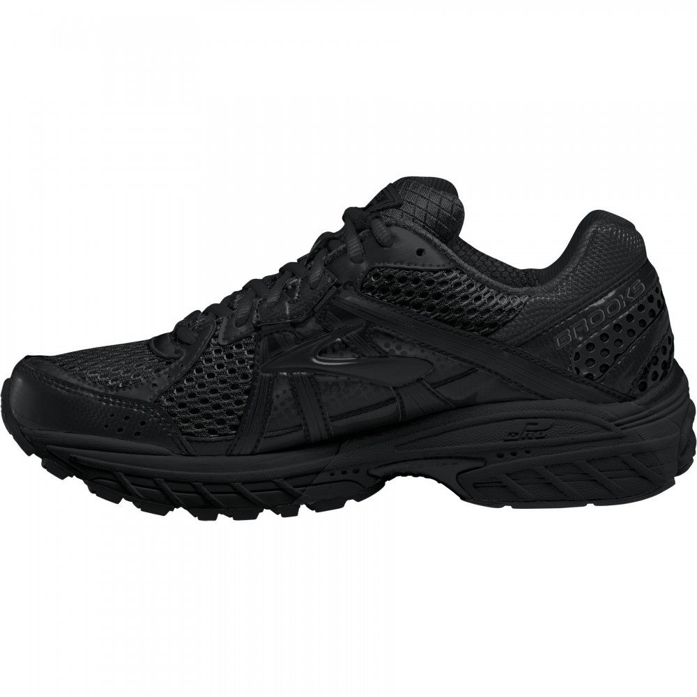 Adrenaline GTS 13 Road Running Shoes Black/Shadow/Silver