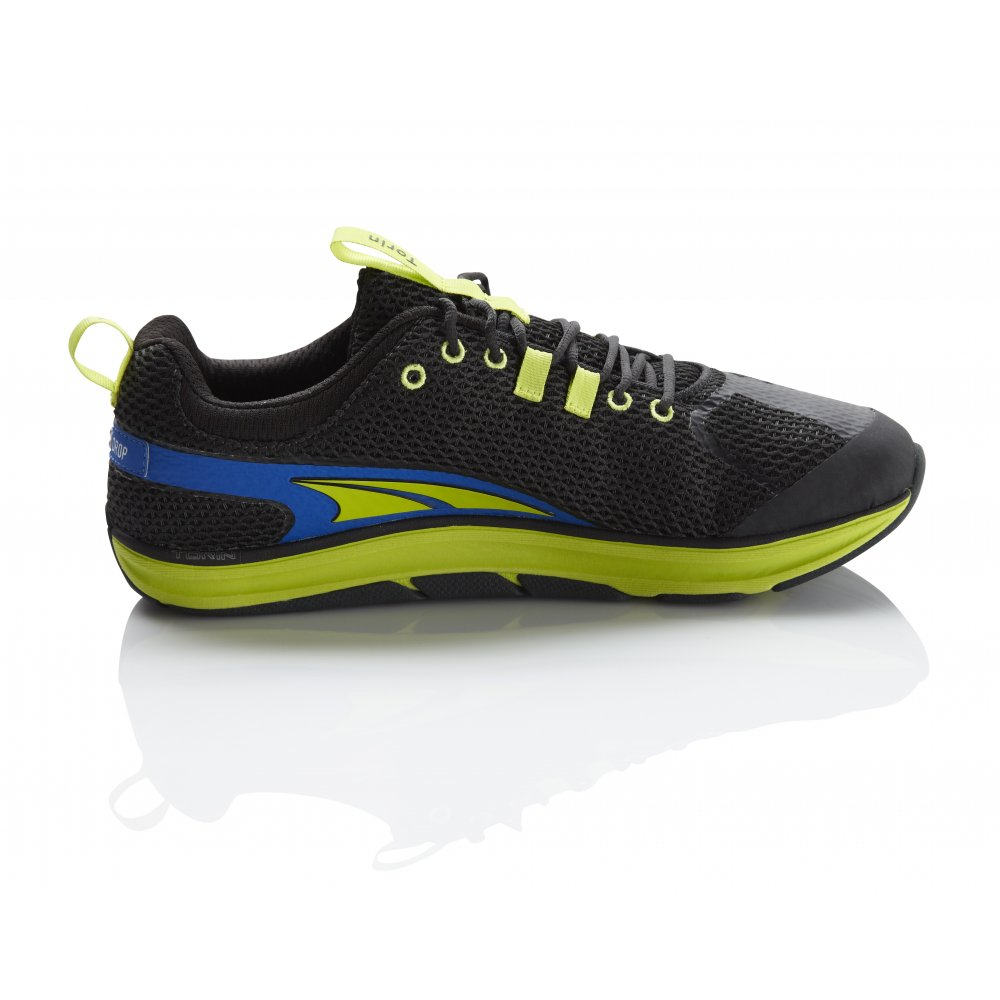 Altra Torin Zero Drop Mens Running Shoes in Black at