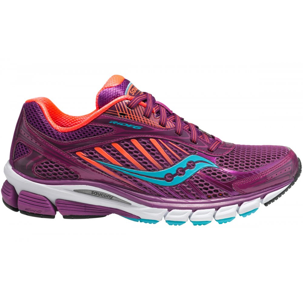 Home / Shoes / Guidance Running Shoes / Saucony Ride 6 Road Running
