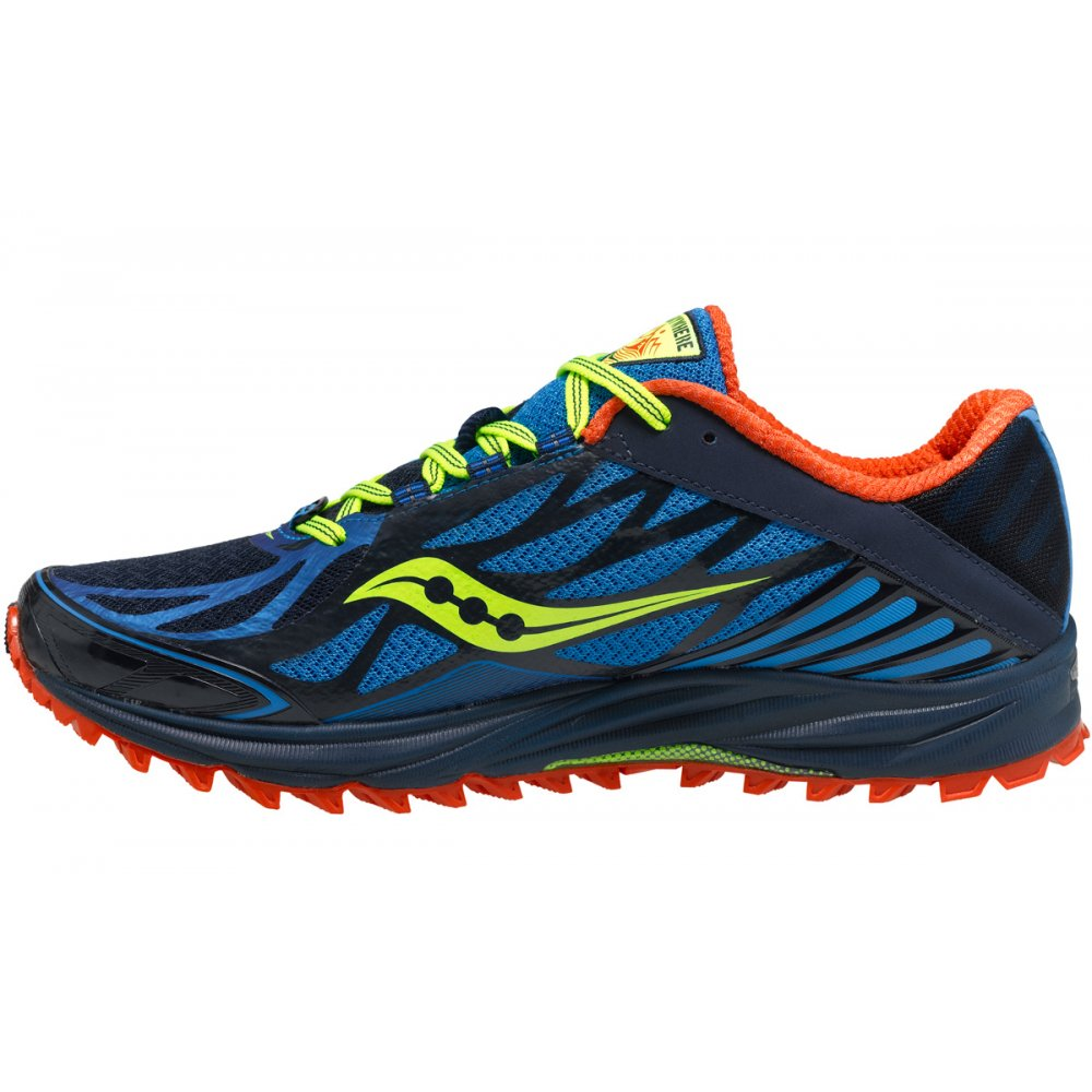 Saucony Xodus 2.0 Trail Running Shoes - 13