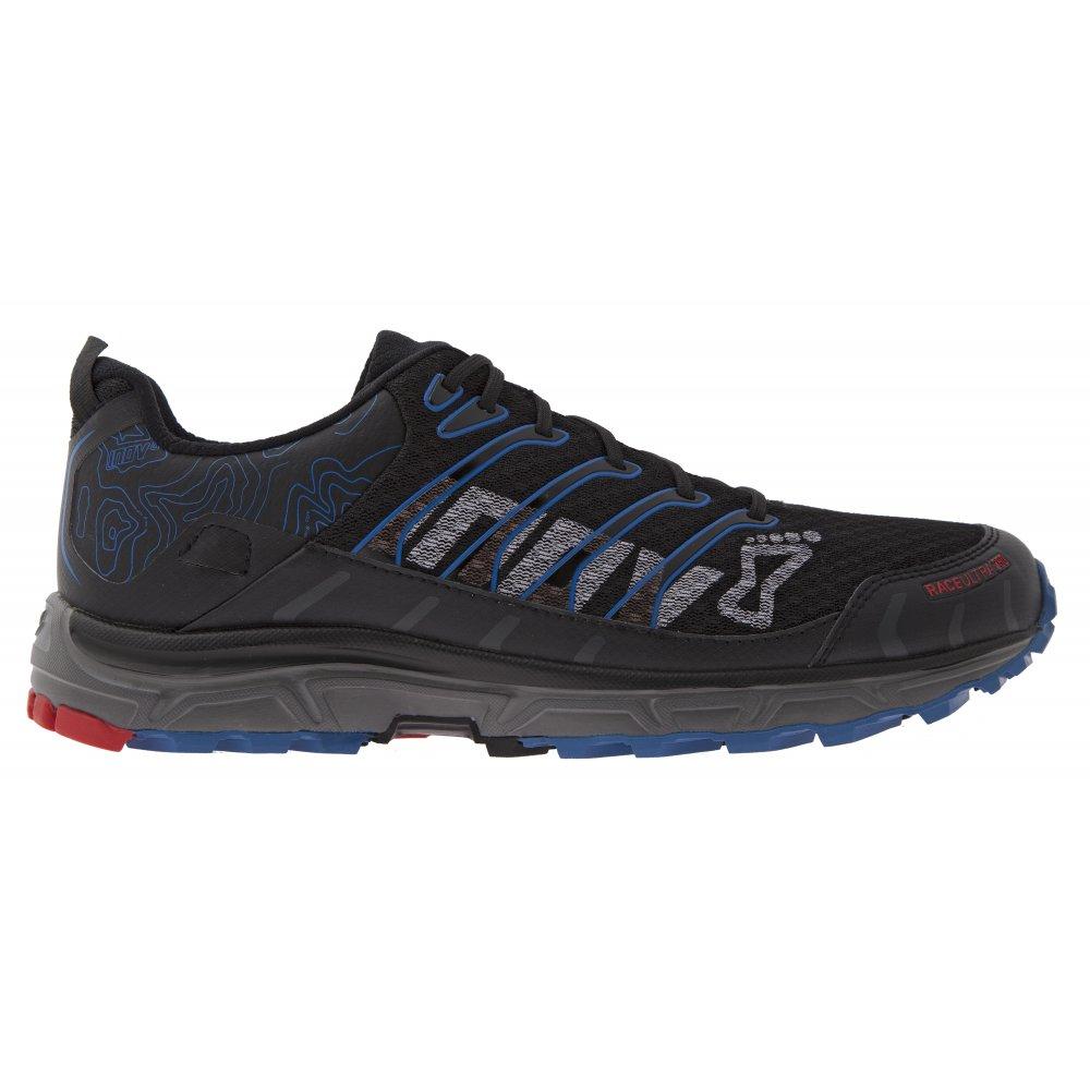 Inov8 Race Ultra 290 Black/Blue Mens Trail Shoes ...