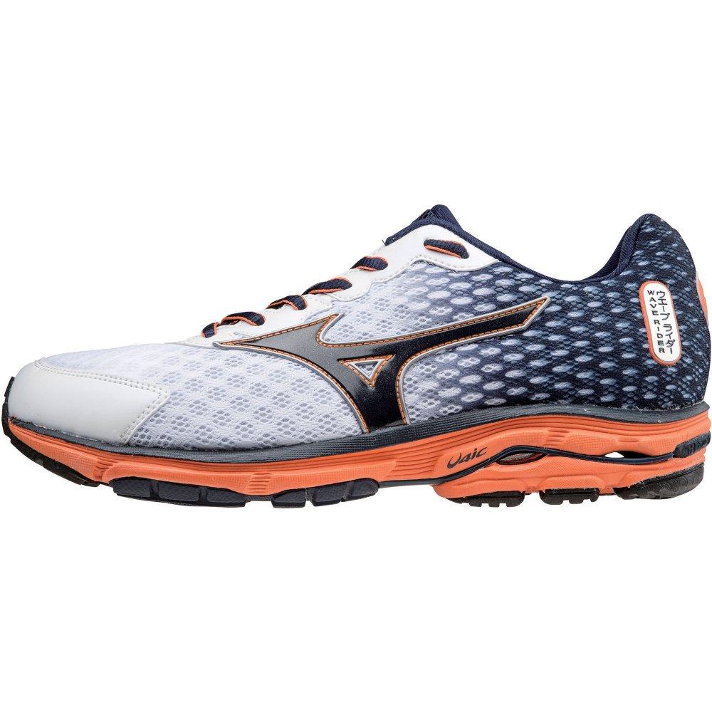 Zapatos Para Correr Mizuno Hombre Blanca P15VZ8Y