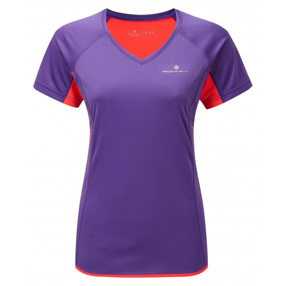 Ronhill aspiration short sleeve tee for Royal purple mens dress shirts