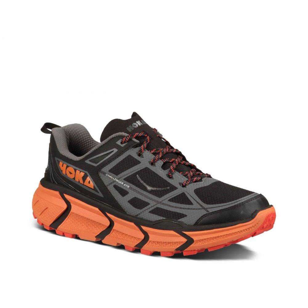 Burnt Orange Running Shoes