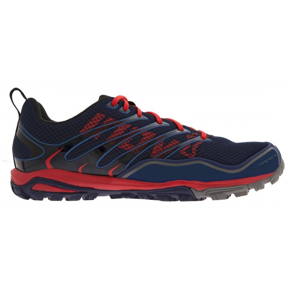 Inov8 Trailroc 255 Trail Running Shoes Navy/Blue/Red Mens