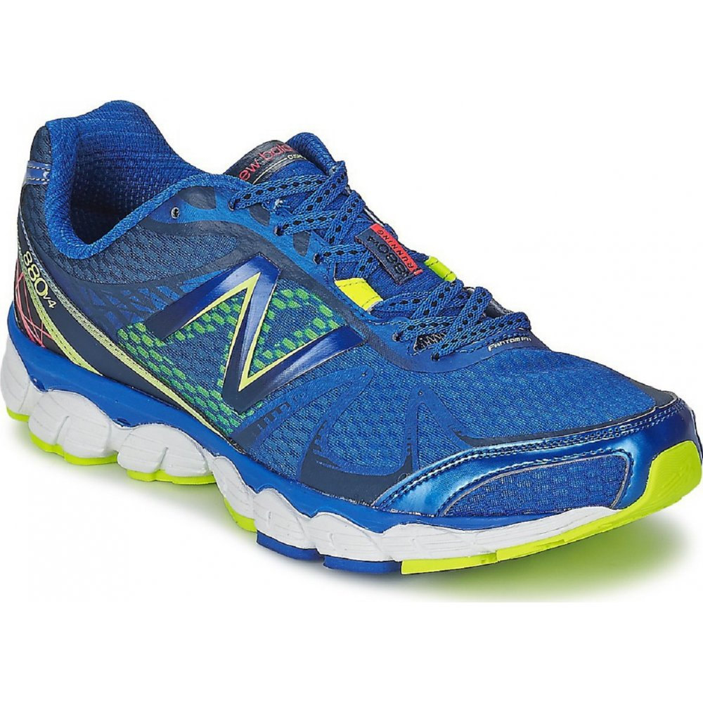new balance 880 v4 road running shoes blue d width
