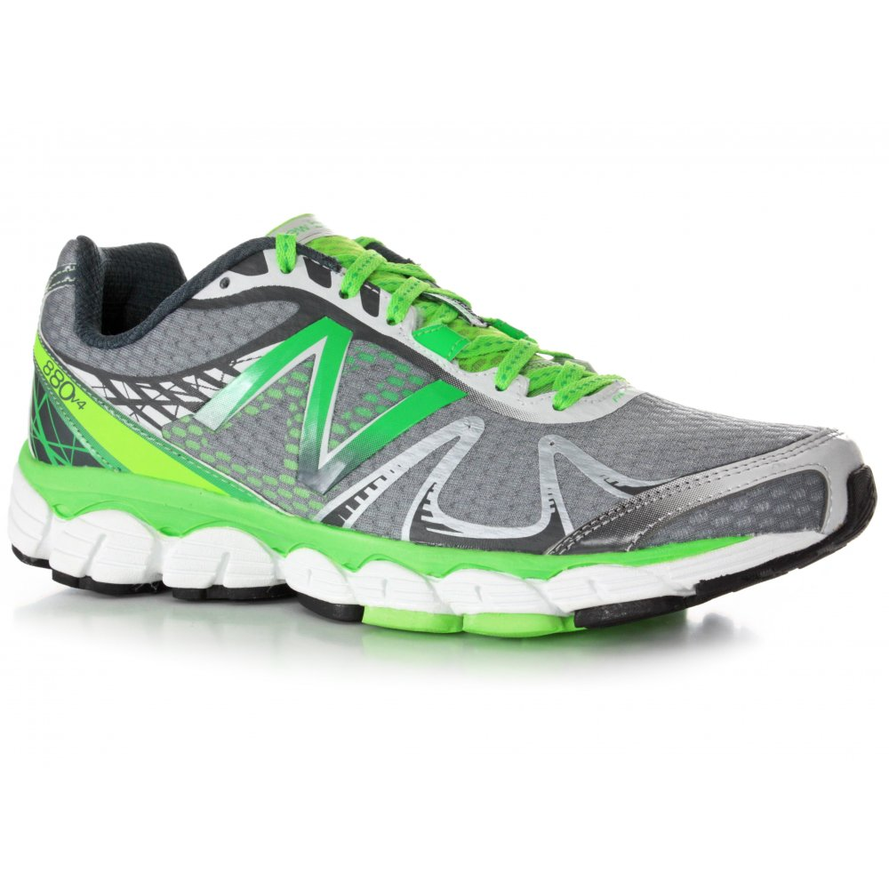 ... OUR STORES · REVIEWS · BLOG · ABOUT US. Sash. New Balance 880 v4 Road  Running Shoes Green/Silver (2E WIDTH - WIDE)