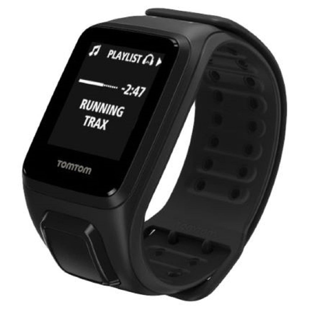 buy tomtom runner 2 with music in black small at northern runner. Black Bedroom Furniture Sets. Home Design Ideas