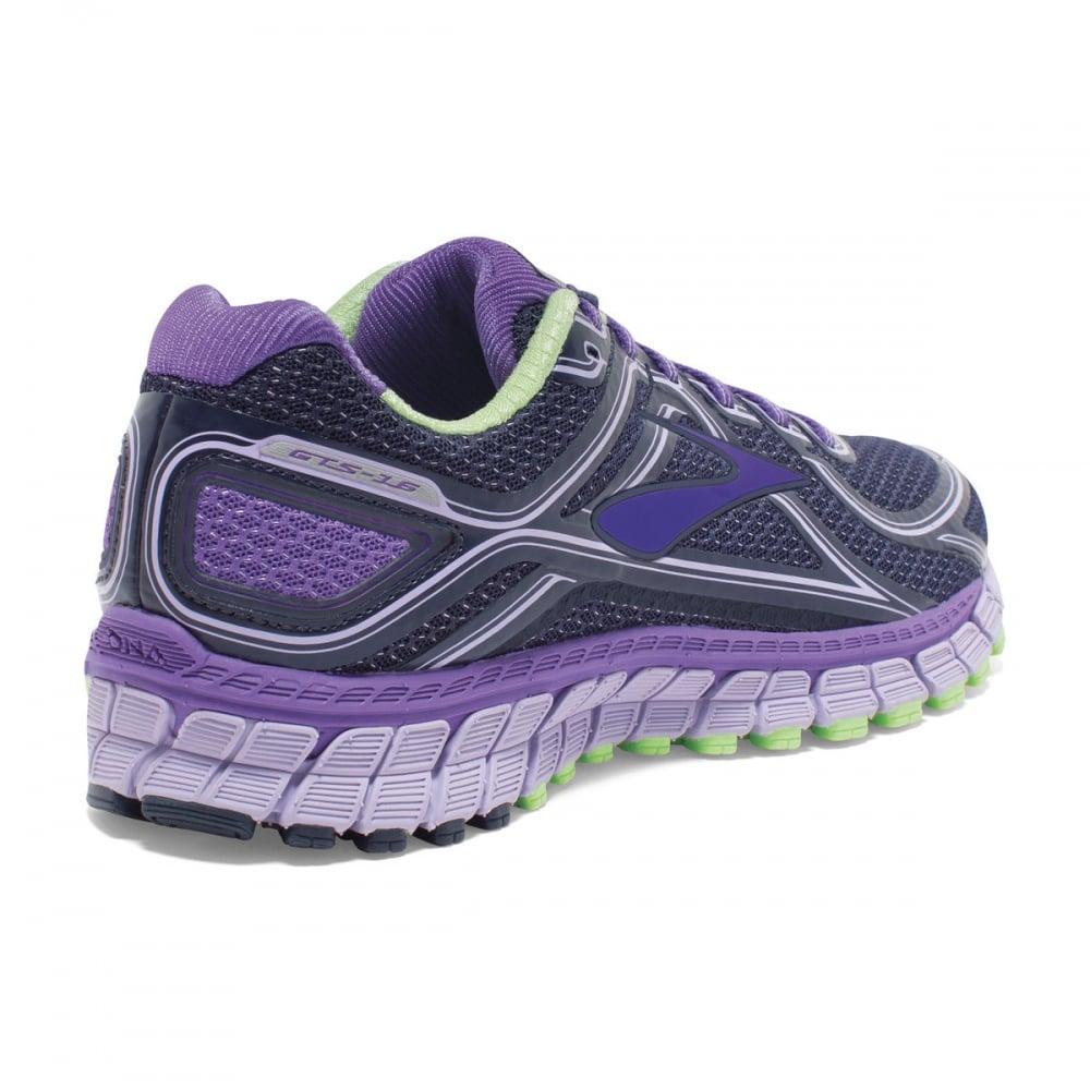 ... Brooks Adrenaline GTS 16 Purple D WIDTH - WIDE Womens ...