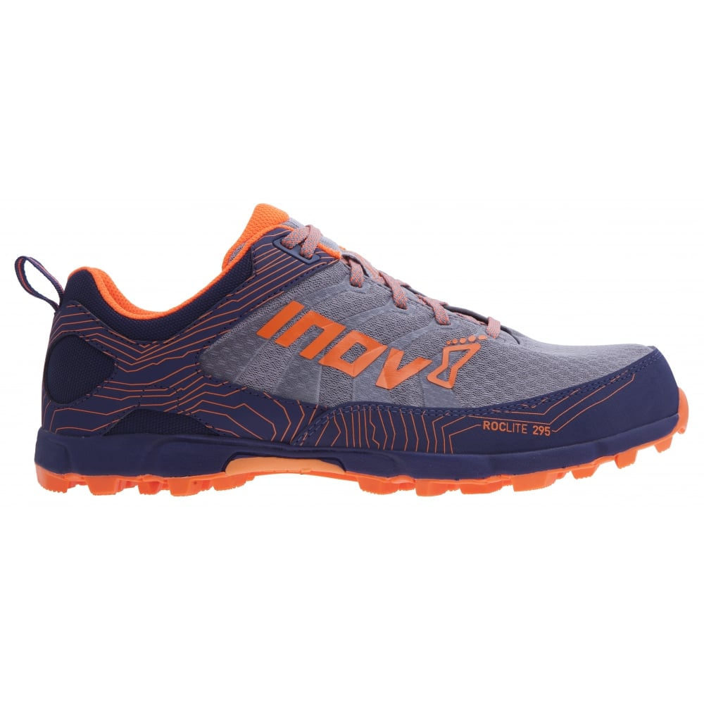 Inov8 Roclite 295 Mens STANDARD FIT Trail Running Shoes