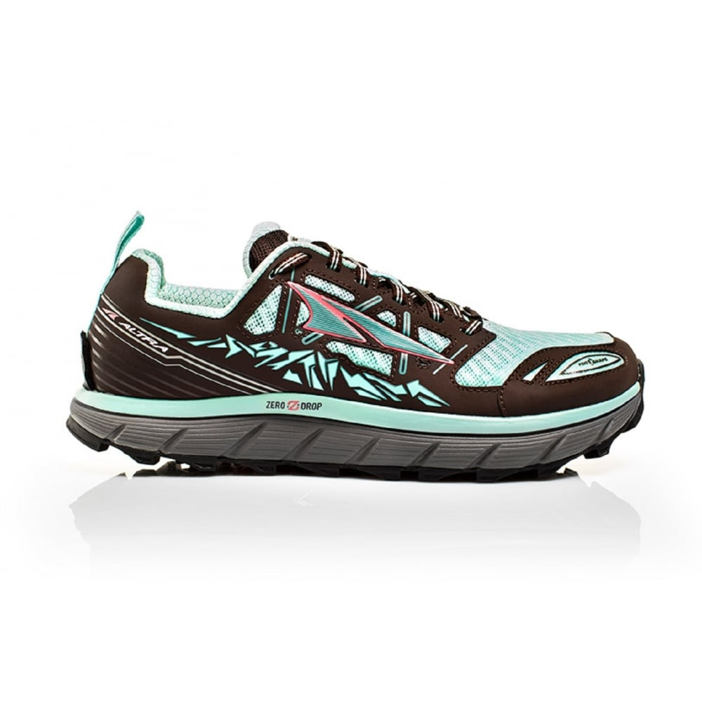 Altra Lone Peak 3.0 Blue/Grey Womens Zero Drop Running Shoes