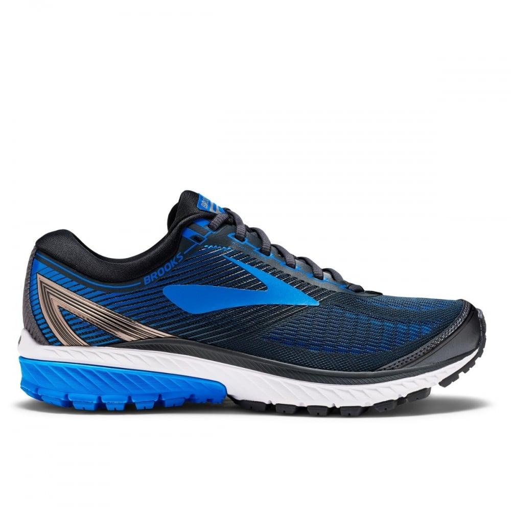 Ghost 10 Mens 2E (WIDE WIDTH) Road Running Shoes Ebony
