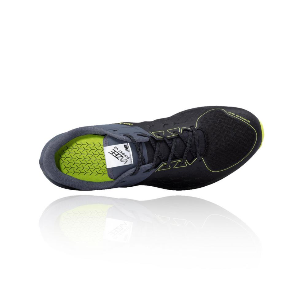 new balance vazee summit v2. new balance vazee summit v2 mens d standard width trail running shoes black/grey t