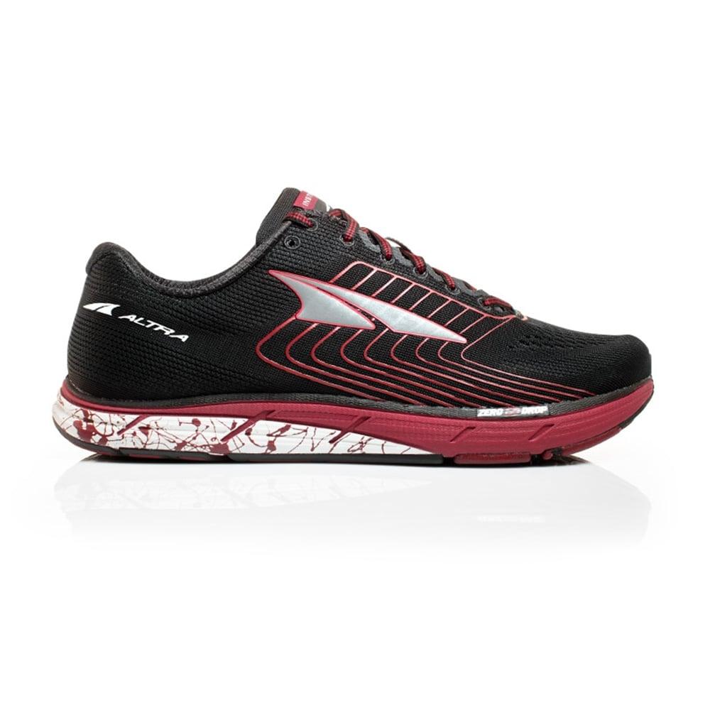 Altra Instinct 4.5 Mens Zero Drop Road Running Shoes Red/Black