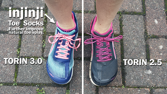 Altra Torin 3.0 Zero Drop Running Shoes