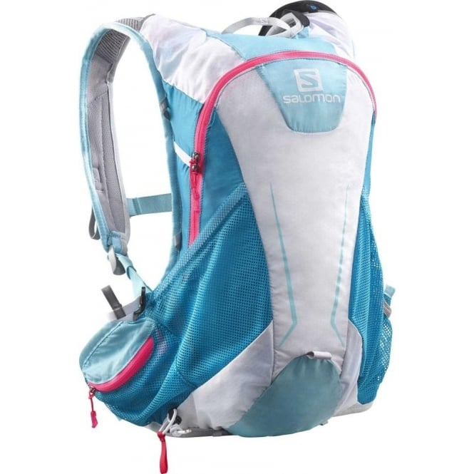 0ce8a571 Salomon Agile 12 Set Rucksack Boss Blue