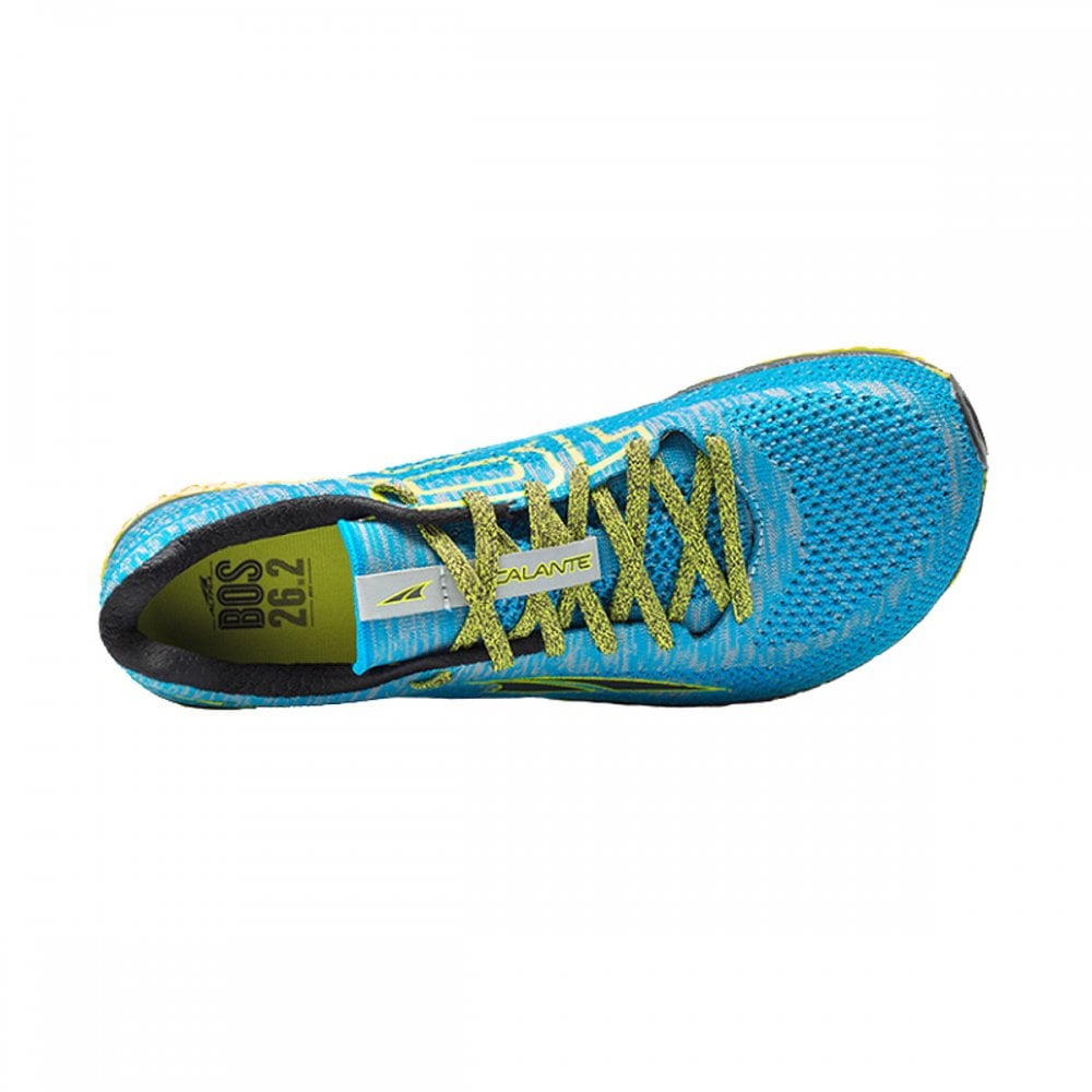 new arrival 8660b 10ecc Escalante Racer Womens LIGHTWEIGHT & RESPONSIVE Road Racing Shoes Light  Blue/Yellow