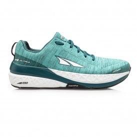 90c432eea1a Paradigm 4.5 Womens ZERO DROP & FOOT SHAPE Cushioned Road Running Shoes Teal