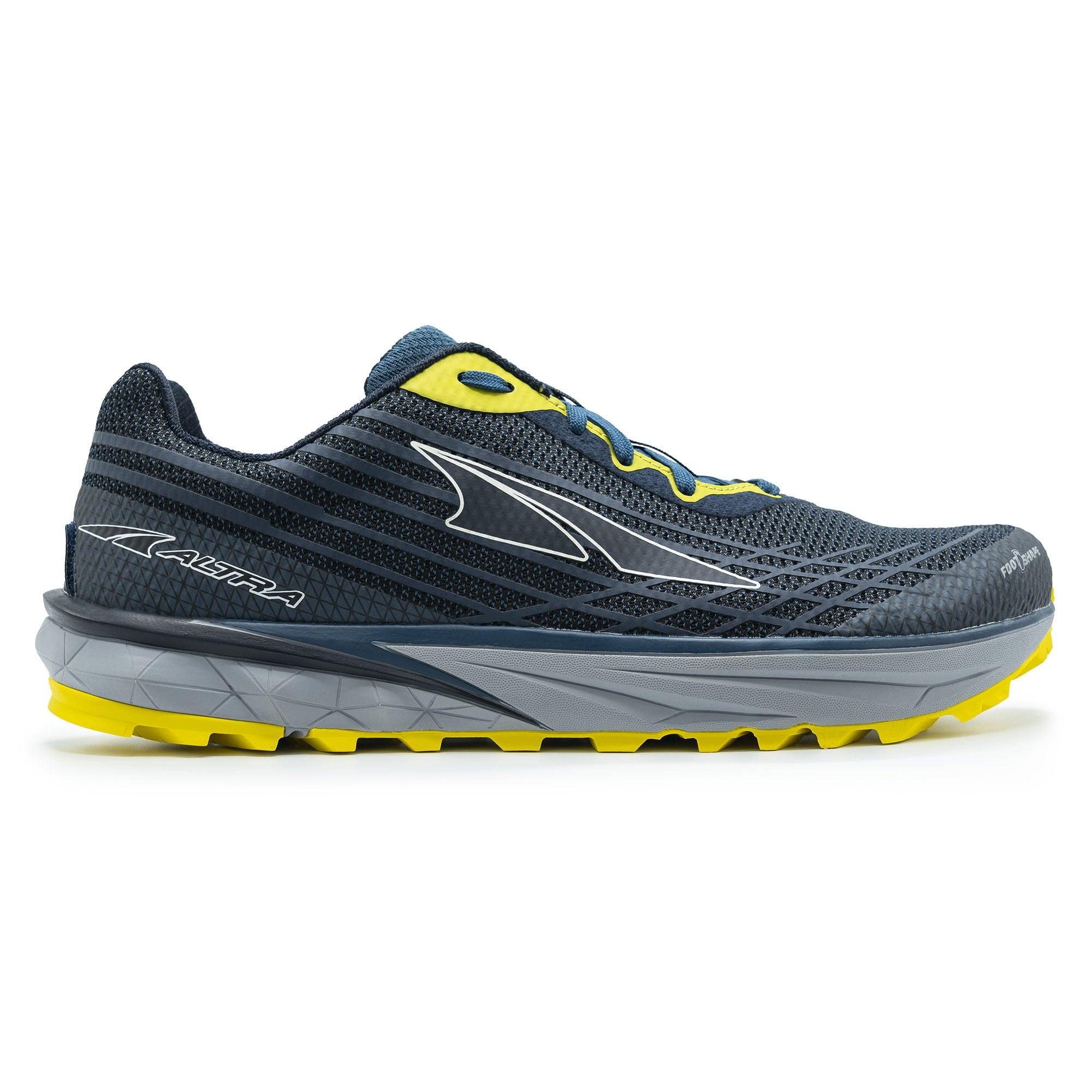 zero drop trail running shoes