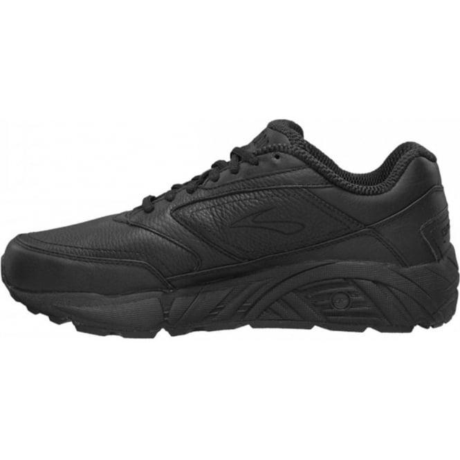 2d4405fe42119 Buy Brooks Addiction Walker 2E Width in Black for Men Northern Runner