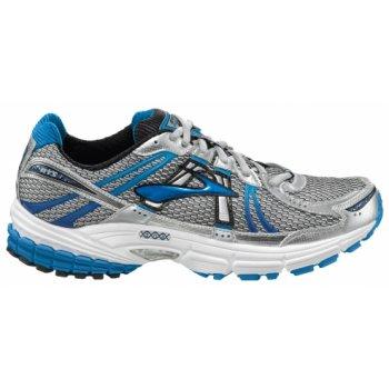 008074ffd2960 Adrenaline GTS 12 Road Running Shoes White Blue Mens (D WIDTH - STANDARD)