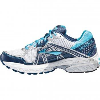 fbfcf8adbc4 Adrenaline GTS 13 Road Running Shoes DarkDenim White Silver (D WIDTH - WIDE