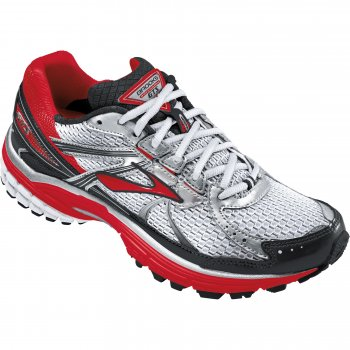 590d4a97e0ea1 Adrenaline GTS 13 Road Running Shoes White Anthracite Black Lava Silver Mens