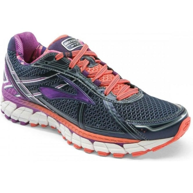 Brooks Adrenaline GTS in Grey and