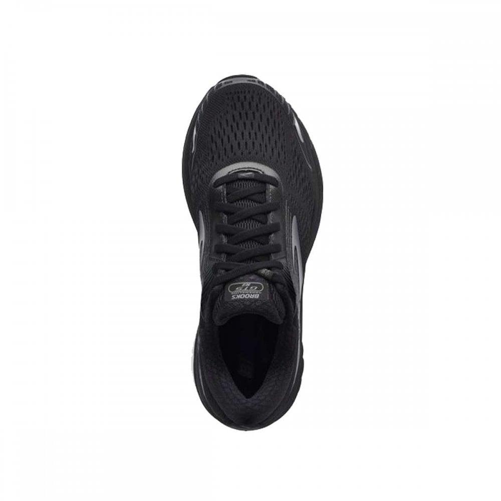 5dfb952d25e89 Adrenaline GTS 18 D WIDTH STANDARD FIT Mens Road Running Shoes Black ...