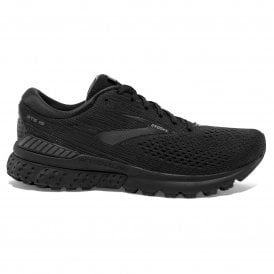 e6d74e2d013 Adrenaline GTS 19 2E (WIDE) Mens HIGH CUSHIONING Road Running Shoes WITH  SUPPORT Black